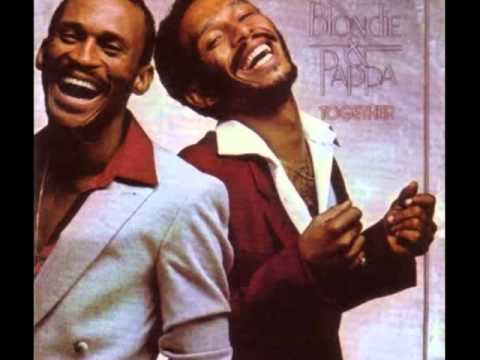 Blondie & Pappa   1982 Together111