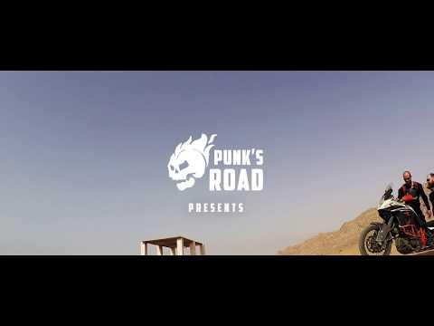 Motorcycle trip Iran 2017