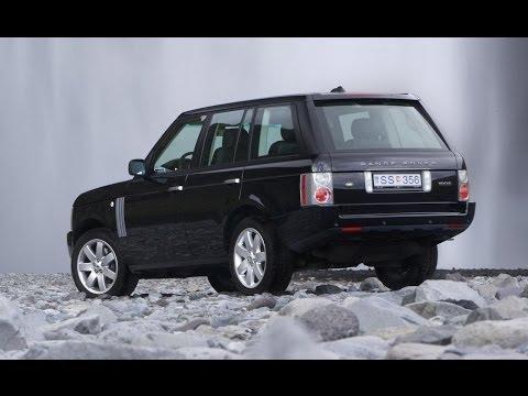 Подержанные Авто | Range Rover Vogue 2008
