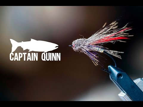 How to Tie A Muddler Minnow | Fly Tie & Giveaway | Captain Quinn
