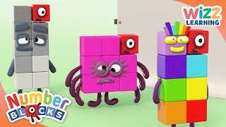 Numberblocks - Case of the Hiccups | Learn to Count | Wizz Learning