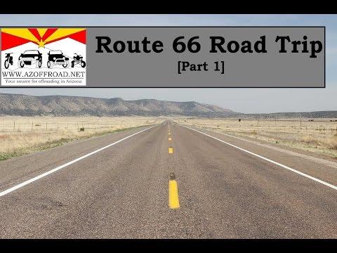 Route 66 Road Trip [PART 1]