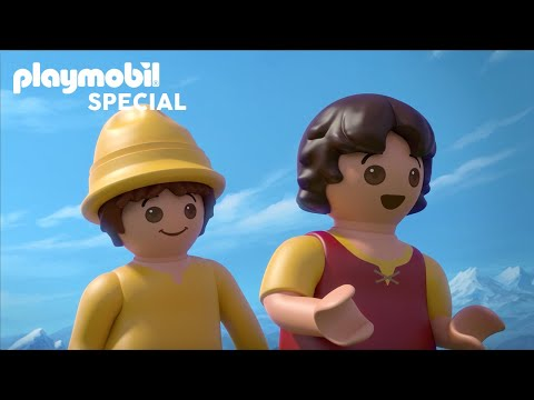 Heidi | HEIDI SPECIAL: Spring is here | PLAYMOBIL from YouTube · Duration:  13 minutes 26 seconds