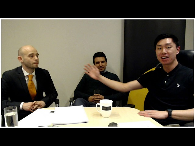 OXSIGHT Live Chat with Ethan, Rammy, and Ryan 23/01/2020