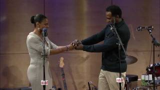 "Audra McDonald & Norm Lewis perform ""You Is My Woman Now"" from Porgy & Bess"
