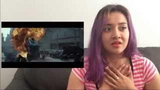 The Hunger Games: Mockingjay Part 2 Official Teaser Trailer 1 Reaction