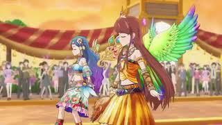 Nhóm nhạc thần tượng Aikatsu - Kira pata shining [ Ran Sora ] nhóm nhạc thần tượng