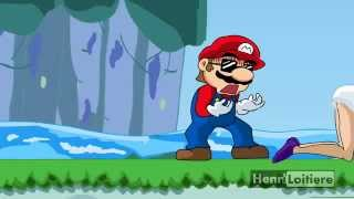 Mario Gangnam Style - PSY - Mario Dance!