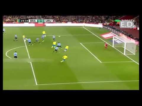 Brasil Vs Uruguay 1 0  Amistoso 2018