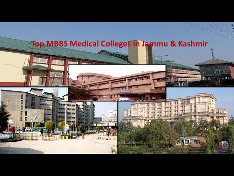 Top MBBS Medical Colleges in Jammu & Kashmir | India