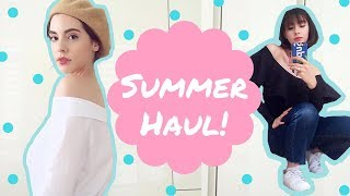 End of Summer Haul! | Gmarket, Shein, Romwe & more!
