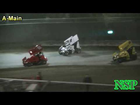 July 13, 2017 Clay Cup Nationals 1200 Mini Sprints A-Main Deming Speedway