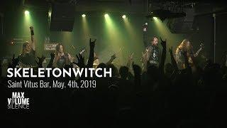 SKELETONWITCH live at Saint Vitus Bar, May 4th, 2019 (FULL SET)