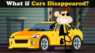 What if Cars Disappeared? | #aumsum #kids #science #education #children