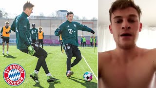 Preparing for 2021! FC Bayern are back in training