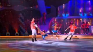 Dancing On Ice 2014 R9 - Beth Tweddle Grand Final