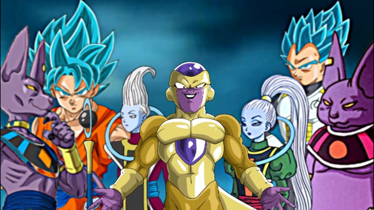 Top 10 Strongest Dragon Ball SuperZ Characters 2015  YouTube