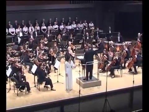 "Charles Gounod - Margarethe ""Ah!Je ris"" by Elena Voznesenskaya - Soprano"