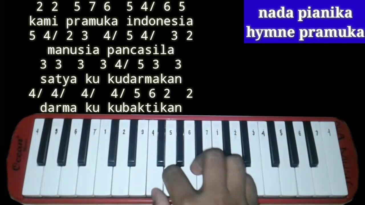 nada hymne pramuka Chords - Chordify