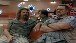 "The Big Lebowski - Walter: ""Life does not stop and start at your convenience"""