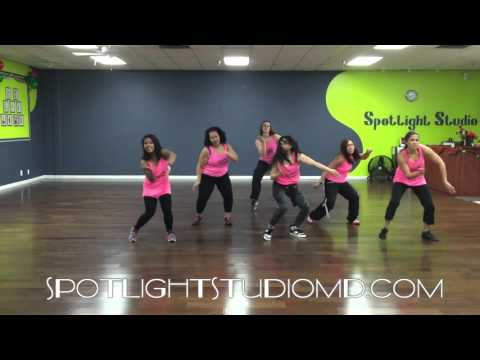 Shekini - Spotlight Studio Zumba Dance Fitness