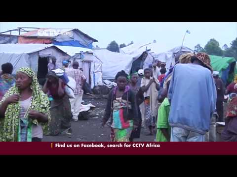Thousands of internally displaced persons struggling in Eastern DRC