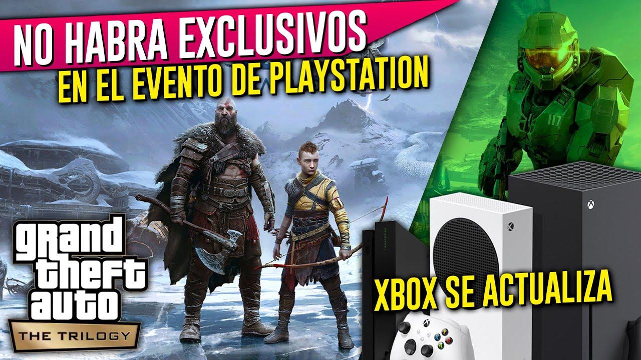 Download PS4 & PS5: No habra exclusivos en el STATE OF PLAY 🔥 Se actualiza XBOX SERIES / ONE 🔥 GTA 6 TRILOGY