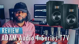 ADAM Audio T Series T7V Review