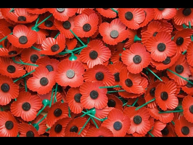 Anglican Chaplaincy of Midi-Pyrenees & Aude. Service for Remembrance Sunday 2020.