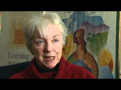 Madeleine Kunin talks about