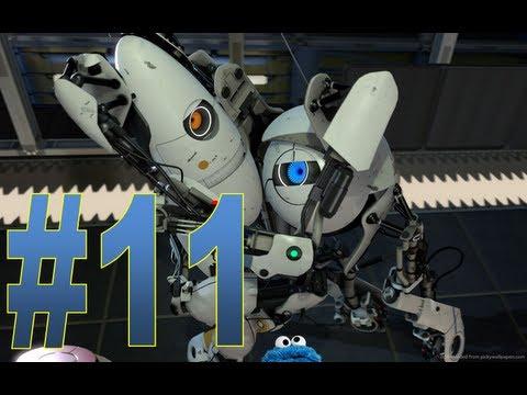Portal 2 - Piedra, papel, tijera!!!! - Cooperativo con Tonacho - Ep. 11
