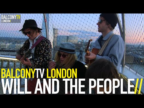 WILL AND THE PEOPLE - WHISTLEBLOWER (BalconyTV)