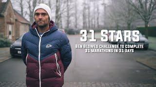 31 Stars - 31 Marathons in 31 Days