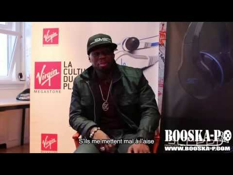 50 Cent [Interview SMS - 2012]