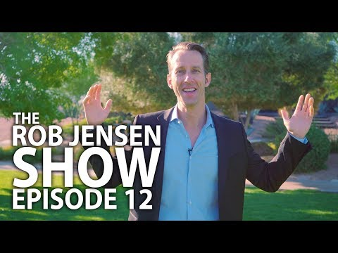 Getting Your Home Sold, Creating Engaging Video, & A Seller Success Story   The Rob Jensen Show #12