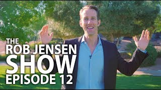 Getting Your Home Sold, Creating Engaging Video, & a Seller Success Story | The Rob Jensen Show #12