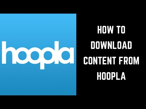 How to Download Content from Hoopla
