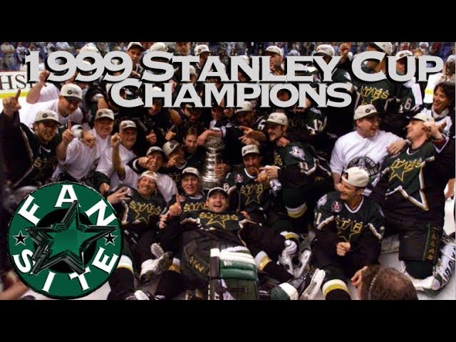 Dallas Stars | 1999 Stanley Cup Champions DVD