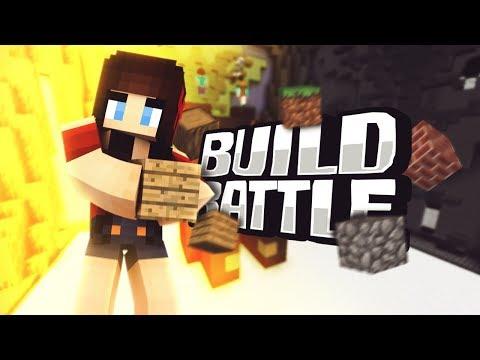 Minecraft Build Battle RETURN!
