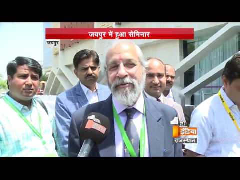 Judicial Conference On Juvenile Justice Act By Chief Justice Madan B Lokur In Jaipur