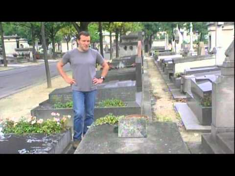 Tombe de Marcel Bozzuffi au cimetière de Montparnasse