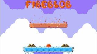 FireBlob Walkthrough