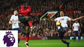 Romelu Lukaku makes it 4-1 for Man United against Bournemouth   Premier League   NBC Sports
