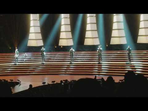 (170615) Backstreet Boys - I'll Never Break Your Heart (BSB Vegas)