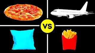 17 Comparações Engraçadas Sobre as Quais Você Nunca Pensou