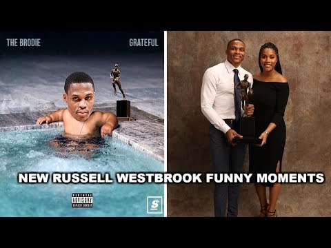 Thumbnail: NEW Russell Westbrook FUNNY MOMENTS 2017 MVP