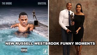 New russell westbrook funny moments 2017 mvp