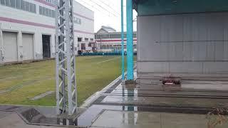 阪急電鉄「京とれいん 雅洛」中間車両①