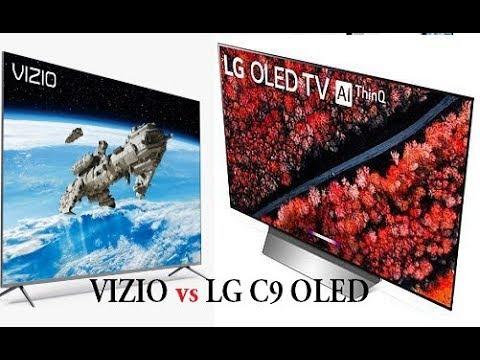 VIZIO P Series Quantum vs LG C9 OLED -- Full Review