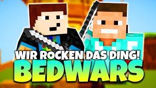 Minecraft - BEDWARS | Wir rocken das DING! | GommeHD & Fr3akzLP
